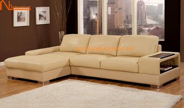 Mẫu Sofa Da Hiện đại SFD01