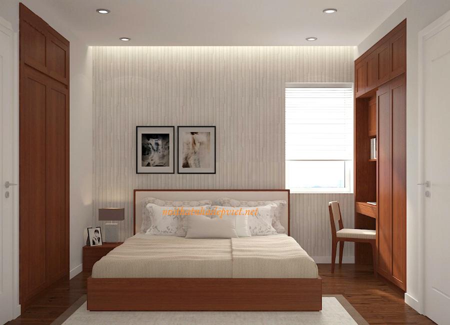 Mẫu Giường Ngủ Gỗ đẹp Cao Cấp Tại Hà Nội GN07
