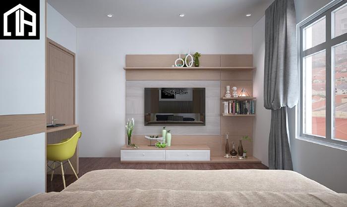 Mẫu Kệ Tivi đẹp Hiện đại Phòng Ngủ KTV22